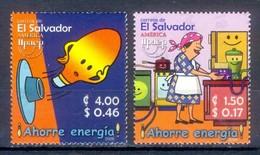 D20- El Salvador 2006. UPAEP Energy Conservation Saving Energy. - El Salvador