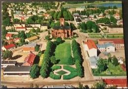 Ak Finnland - Lovisa - Kirche - Luftaufnahme - Finnland