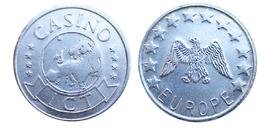 00520 GETTONE TOKEN JETON GAMING SLOT THE NETHERLANDS CASINO ICT EUROPE - Casino