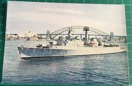 HMS Glamorgan ~ Guided Missile Destroyer - Warships