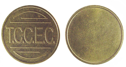 00846 GETTONE TOKEN JETON DISPENSER MACHINE The Coca Cola Export Corporation T.C.C.E.C. - Ohne Zuordnung