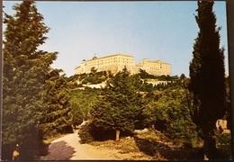 Ak Italien - Montecassino - Abtei,church,Kirche,Eglise - Kirchen U. Kathedralen