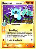 Carte Pokémon Holographique Hypocéan 70 Île Des Dragons - Pokemon