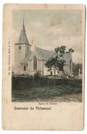 Souvenir De Tirlemont - Eglise De Grimde - Circulée - Edit. Nels Série 37/6 - 2 Scans - Tienen