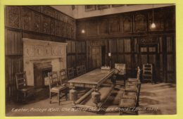 Devon - Exeter, College Hall, Hall Of The Vicars - F. Frith Postcard - Exeter
