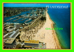 FORT LAUDERDALE, FL - THE BEACH, YANKEE CLIPPER HOTEL, BAHIA MAR HOTEL & YACHT BASIN - - Fort Lauderdale