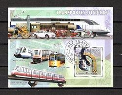 Guinea  Bissau  2006  .-  Y&T  Nº   305   Block - Guinea-Bissau
