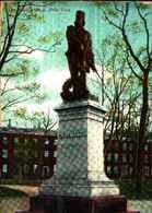 4377)  Cartolina Di New York- Garibaldi Statue -viaggiata 1909 - New York City