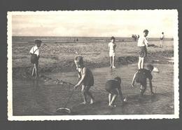 Bredene - Strandgenot - Geanimeerd - Kinderen / Enfants / Children / Kinder - Bredene