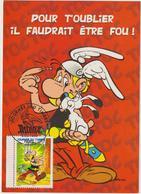 Carte-Maximum FRANCE N°Yvert 3225a (ASTERIX)  Obl Sp Ill 1er Jour (Ed Cartoon Collection) - 1990-99