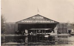 Aviation - Hydrobase Du Zürichhorn De Ad Astra à Zürich - Superbe - ....-1914: Précurseurs