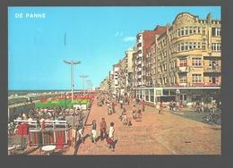 De Panne - Zeedijk En Strand - 1978 - De Panne