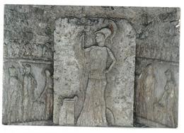 Tematica  Arte Roma Basilica Di Santa Cecilia Tempietto Di Minerva Non Viaggiata Condizioni Come Da Scansione - Schone Kunsten