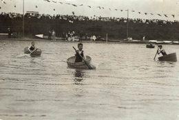 HYDE   REGATTA   16*12CM Fonds Victor FORBIN 1864-1947 - Fotos