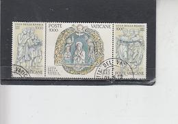 VATICANO  1982 - Sassone 710/2 -  Luca Della Robbia - Arte - Vaticano (Ciudad Del)