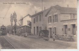 FERNEY - SACONNEX - Poste Frontière - Train Hôtel De La Limite ( Suisse Genève ) PRIX FIXE - Ferney-Voltaire