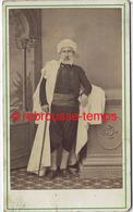 CDV Vers 1870-un Oriental En Grande Tenue - Fotos