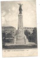 245. NICE . LE MONUMENT DU CENTENAIRE . CARTE NON ECRITE - Monuments, édifices