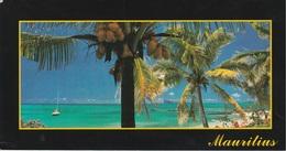 Cartolina Dalle Mauritius (Le Coin De Mire) Per Favaro Veneto 1999 (vedi Foto) - Mauritius
