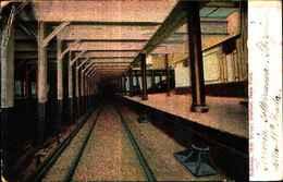4472)  Cartolina Di New York- Garibaldi Statue -viaggiata 1909 - New York City