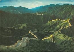 Cartolina Dalla Cina (la Grande Muraglia) Per Fara Vicentino (vedi Foto) - Cina