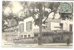 SAINT CHAMOND - Café Restaurant PEYRIEUX-ORIOL-TOULLY - Saint Chamond
