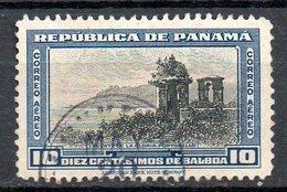 PANAMA. PA 101 Oblitéré De 1948. Porte De La Gloire. - Panama