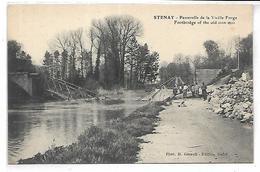 STENAY - Passerelle De La Vieille Forge - Stenay