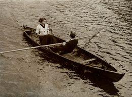 THE WINNERS WATERWOMEN RACE ON THAMES   21*16CM Fonds Victor FORBIN 1864-1947 - Fotos