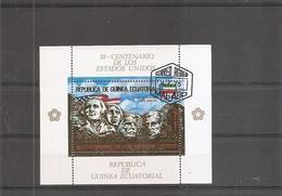 Guinée équatoriale ( BF 179 Oblitéré) - Guinea Equatoriale