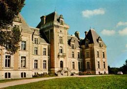 24 - SAINT ESTEPHE - LE CHÂTEAU DE PUYCHARNAUD - Francia