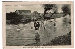 Luftkurort Cleve - Partie Am Kermisdahl - Circulée En 1919 - Verlag E. Hansen - 2 Scans - Kleve