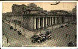 4861)   Cartolina Di New York- Pennsylvania Station-viaggiata 1925 - New York City