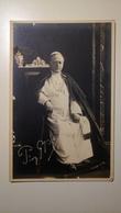 Religione - Vaticano - Papa Pio XI, Pope Pius - Autografo - Fotografica, Real Photo - Papi