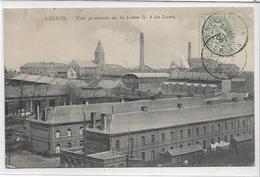 62 LIEVIN . Vue De La Fosse N°3 De Lens , édit :  , écrite En 1906 , état Extra - Lievin