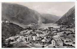 ODDA HARDANGERFJORD (Norwegen) - Fotokarte Gel.1937 Von Dinkelsbühl Nach Kaufbeuren - Norwegen