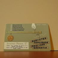 Calendar - 1965 - Portugal - António Pessoa Lda - See Grade Please - Calendriers