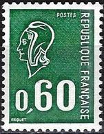 France 1974 - Mi 1888y - YT 1815 ( Marianne Of Béquet ) MNH** - 1971-76 Marianne Of Béquet