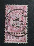 COB N ° 69 Oblitération Landen 1894 - 1894-1896 Expositions