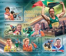 Mozambique 2012 London 2012 Paralympics - Mozambique