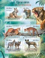 Mozambique 2012 Fauna  Carnivores Tiger , Hyena - Mozambique