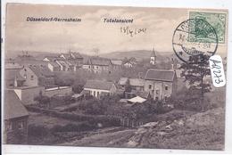 DUESSELDORF-GERRESHEIM- TOTALANSICHT - Duesseldorf