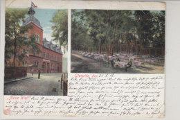 Gleiwitz - Neue Welt - 1912 Eckknicke - Schlesien