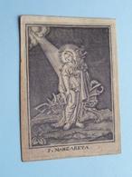S. MARGARETA ( Format 6,5 X 9 Cm. ) > Old Picture ( Zie / Voir Photo ) ! - Religione & Esoterismo