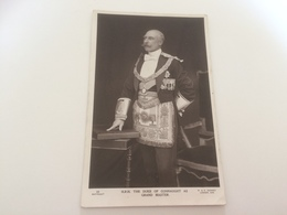 BT - 2000 - H.R.H. The Duke Of Connaught As Grand Master (Masonic) - History