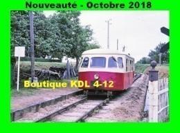 AL 542 - Autorail Billard X 244 - Halte De JUSCOP - Commune D'ARGY - Indre - BA - France