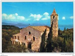 SIRMIONE (BS):   CHIESA  DI  S. PIETRO  IN  MAVINO  -  PER  LA  SVIZZERA  -  FG - Chiese E Conventi