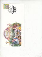 AUSTRALIA -1987 - Annullo Speciale Illustrato - Farfalla - Giardino Zoologico - 1980-89 Elizabeth II