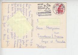 GERMANIA  1972 - Annullo Pubblicitario St.Peter Ording - Vacanze & Turismo