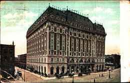 4892) Cartolina Di New York- Hotel Astort-viaggiata 1909 - New York City